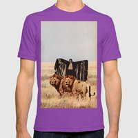 Dracula's Bitches Mens Fitted Tee Ultraviolet SMALL