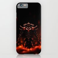 iPhone & iPod Case featuring Demon Knight by RoPerez