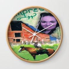 Earth Empress Wall Clock
