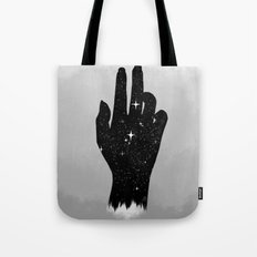 Hold the World in Your Hand Tote Bag