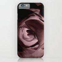 RED ROSE iPhone 6 Slim Case