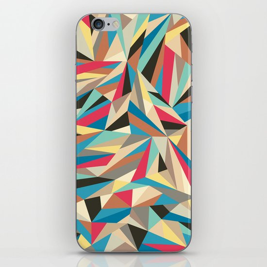 Mind trick iPhone & iPod Skin