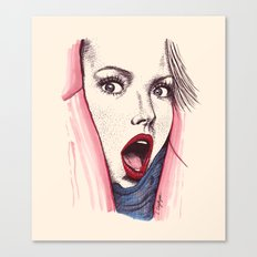 Wow Canvas Print