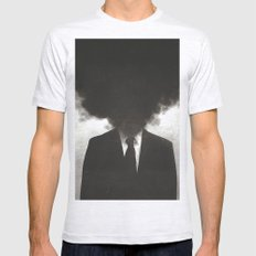 Confessions of a Guilty Mind. Mens Fitted Tee Ash Grey SMALL