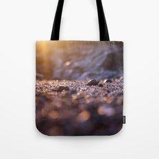 Jipa (stone) Golden Caribbean Tote Bag