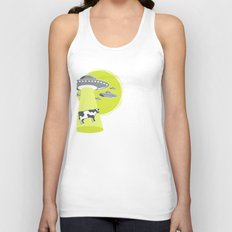 Late Night Snack Unisex Tank Top