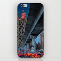 the built environment iPhone & iPod Skin