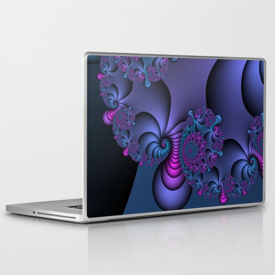 Allegory of a dream Laptop & iPad Skin