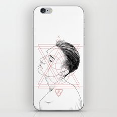Face Facts I iPhone & iPod Skin