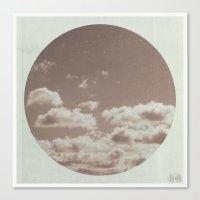 Sky Bound : Three Canvas Print