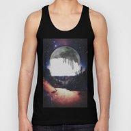 Night Hike Unisex Tank Top