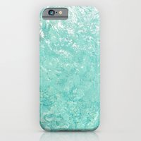 iPhone & iPod Case featuring Pool Floor by Kimberly Blok