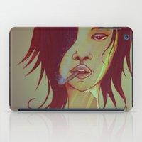Smoking iPad Case