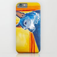 toothy dog iPhone 6 Slim Case