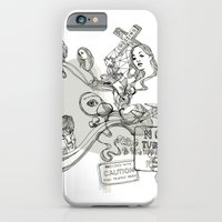 Life is Complicated iPhone 6 Slim Case
