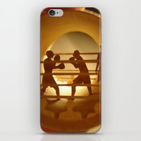 Boxing (Boxe) iPhone & iPod Skin