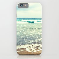 iPhone & iPod Case featuring Oh, the sea, the sea... by Lisa Argyropoulos