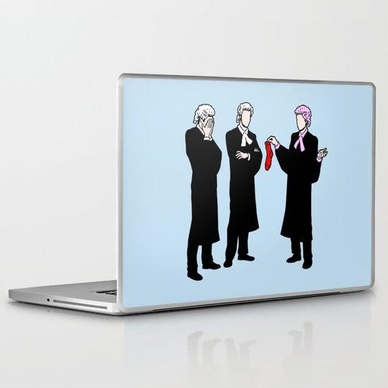 Laundry Mishap Laptop & iPad Skin