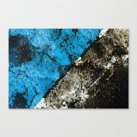 asphalt 2 Canvas Print