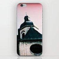 Paris: Eglise Saint Paul Saint Louis iPhone & iPod Skin