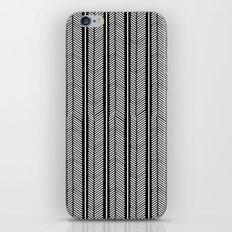 Herringbone Stripe iPhone & iPod Skin