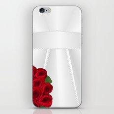 Bride&Groom/Bride's Dress iPhone & iPod Skin