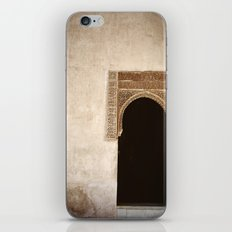 Alhambra iPhone & iPod Skin
