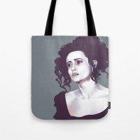 Helena Bonham Carter (Sweeney Todd) Tote Bag