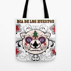 Berto: Dia de los muertos (Day of the dead) Tote Bag