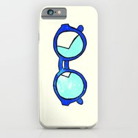 iPhone & iPod Case featuring Shades by Fatimah khayyat