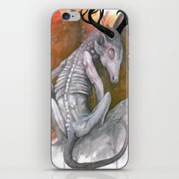 the beast iPhone & iPod Skin