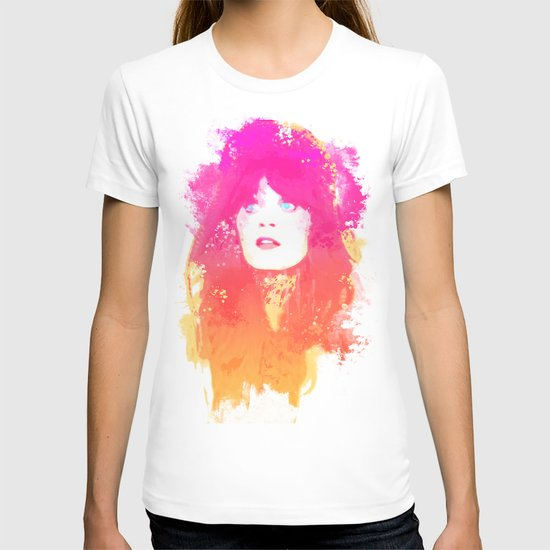 Zooey Deschanel T-shirt