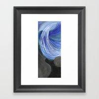Souls Framed Art Print