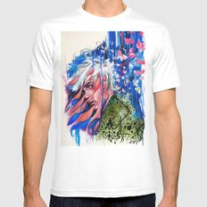 Willow Memories Mens Fitted Tee White SMALL