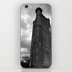 King Alfred Tower iPhone & iPod Skin