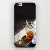 Sunlight And Honey - Kit… iPhone & iPod Skin