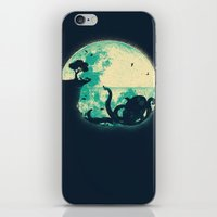 The Big One iPhone & iPod Skin