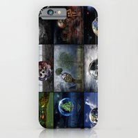 Save our World - Collage iPhone 6 Slim Case