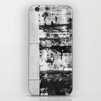 Black And White Abstract… iPhone & iPod Skin