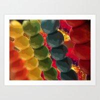 Abacus Of Brightness. Lv… Art Print