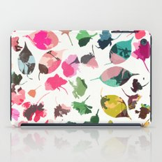 cherry blossom 3 iPad Case