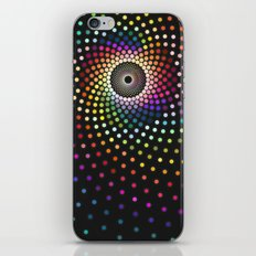 Kaleidoscopic iPhone & iPod Skin