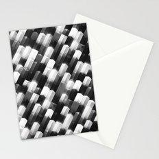 we gemmin (monochrome series) Stationery Cards