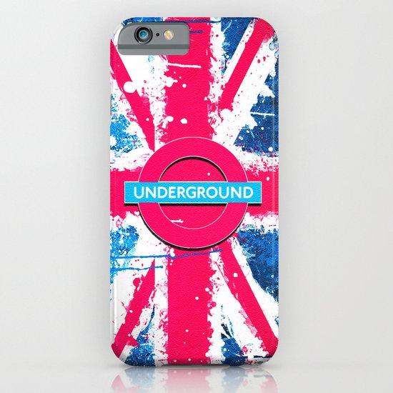 UNDERGROUND - for IPhone - iPhone & iPod Case