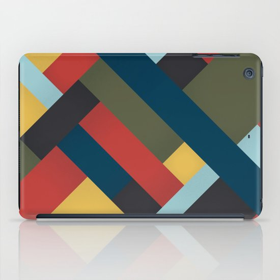 Abstrakt Adventure iPad Case