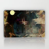 Darkness In The Old City Laptop & iPad Skin