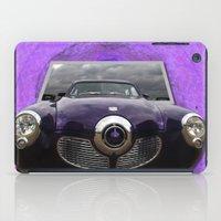 Studebaker iPad Case