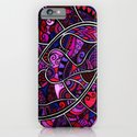 When hearts collide iPhone & iPod Case