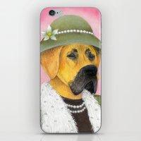 Great Dame iPhone & iPod Skin