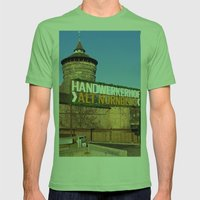 Handwerkerhof Alt Nurmeberg Mens Fitted Tee Grass SMALL